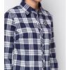 Рубашка с длинным рукавом, Клетка, MariMay