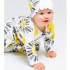 Комбинезон для малышей - застежка молния