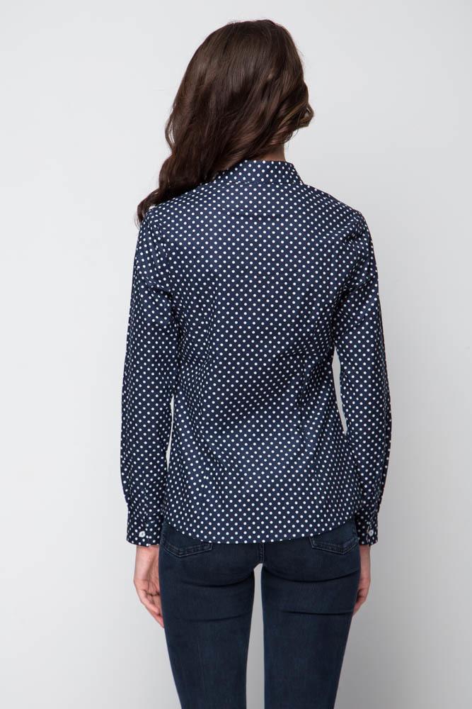 Рубашка с длинным рукавом, Горох