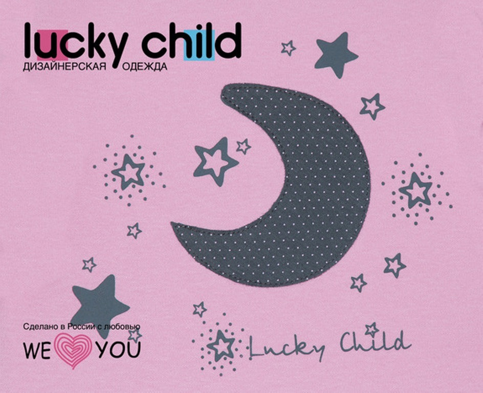 Lucky Child Пижама для девочки