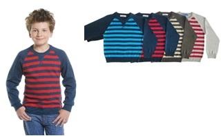 Джемпер вязанный для мальчика