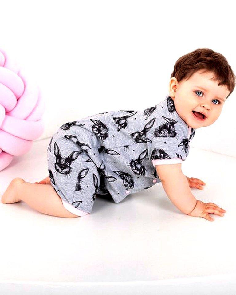 Полукомбинезон для малышей