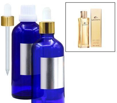 Масляный парфюм с феромонами по мотивам Lacoste pour femme - Lacoste