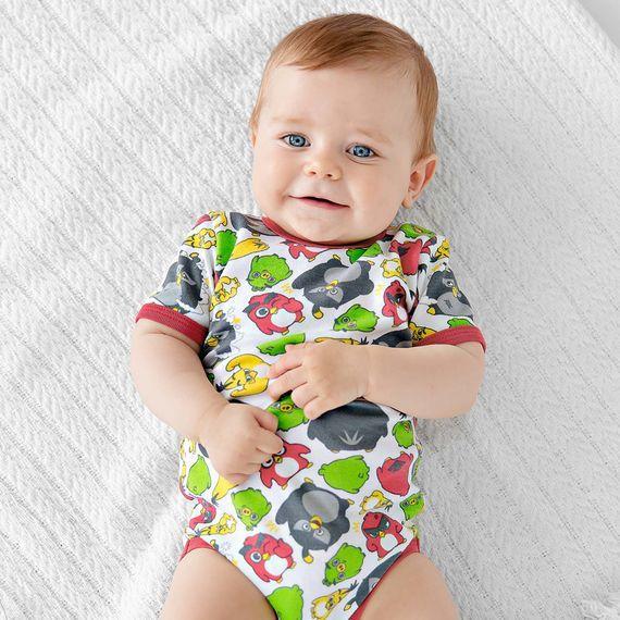Боди с коротким рукавом для малышей