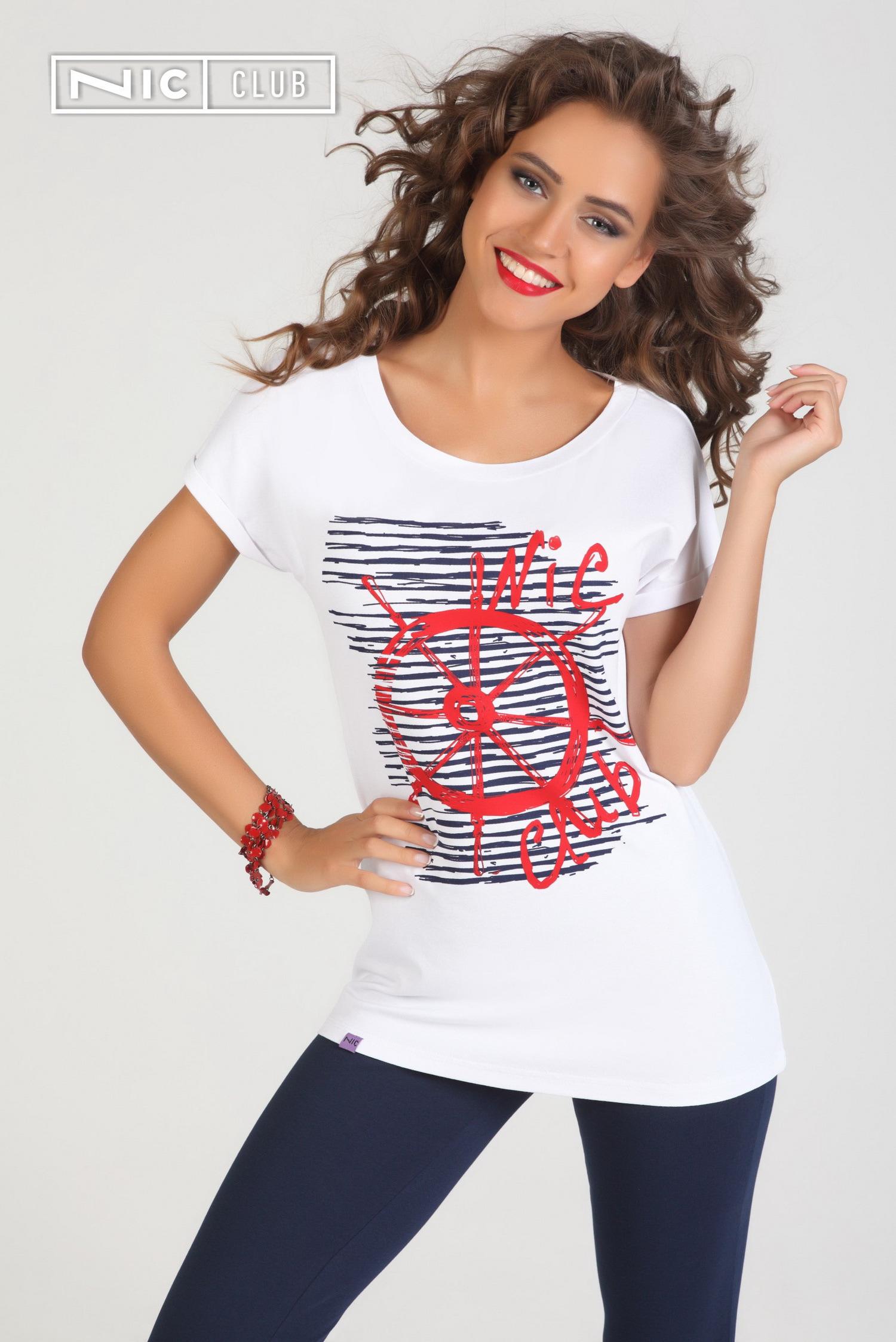 Комплект: футболка и брюки, Costa Marina, Nic Club