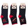 Набор женских носков 3 пары
