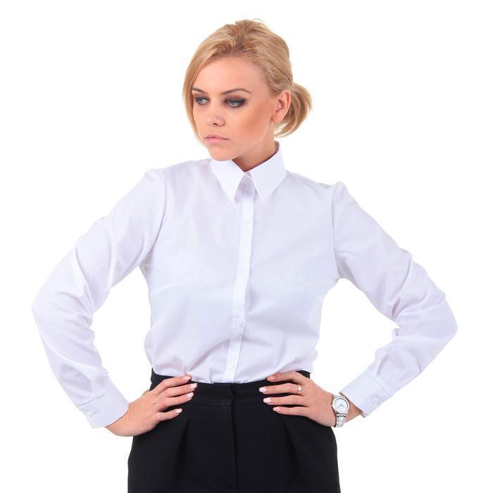 Рубашка женская белая, Collorista