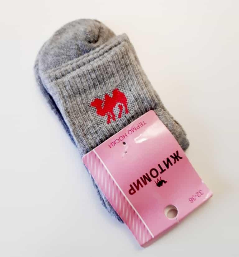 Термо носки для девочки