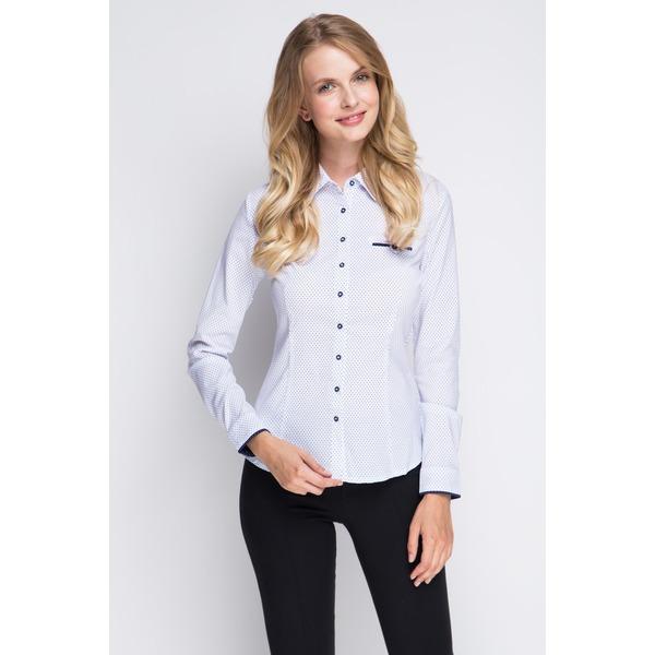Рубашка с длинным рукавом, Горох, MariMay