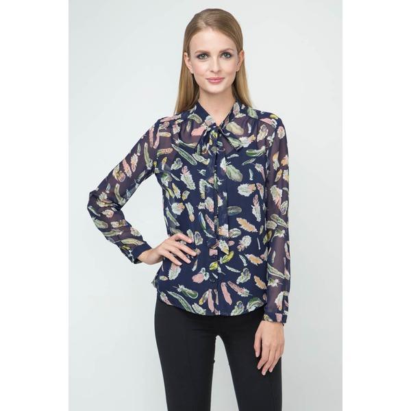 Блузка длинный рукав, MariMay