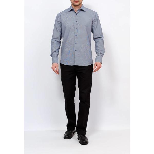 CASINO Рубашка мужская, зауженная