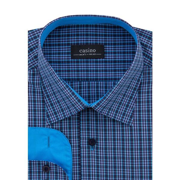CASINO Рубашка мужская, классическая