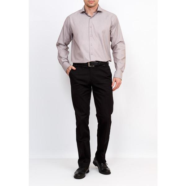 BERTHIER Рубашка мужская, классическая. Подарочная коробка.