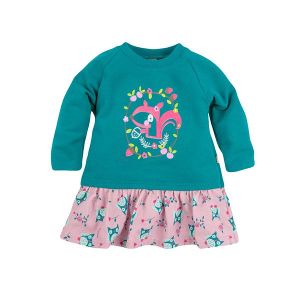 Bossa Nova Платье с принтом для девочки