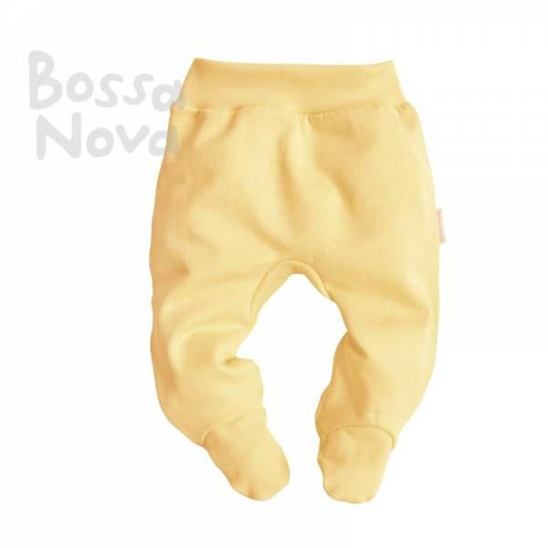 Bossa Nova Ползунки с лапками для новорожденных