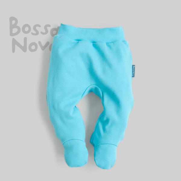 Ползунки с лапками для новорожденных