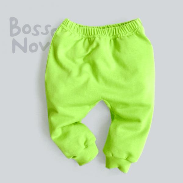 Ползунки с манжетами для малышей, Bossa Nova