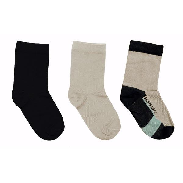 Носки для мальчика, комплект - 3 пары, Cherubino