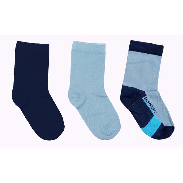 Носки для мальчика, комплект - 3 пары