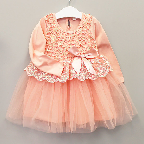 Платье для девочки, BREEZE