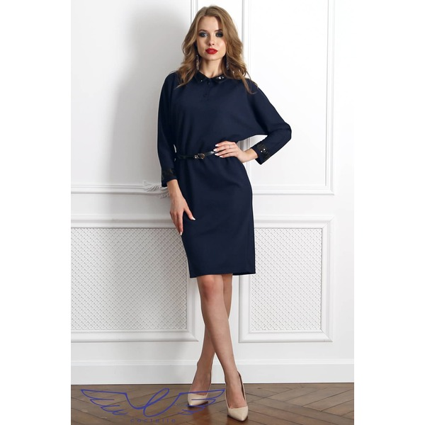 Платье женское с пайетками
