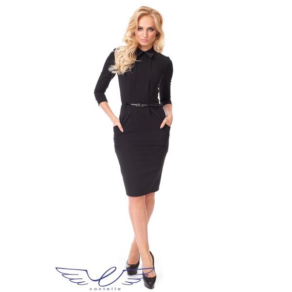 Платье женское деловое