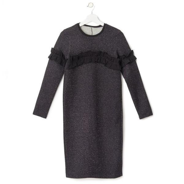 Платье женское трикотажное, KAFTAN