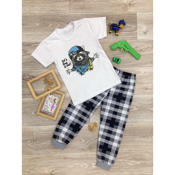 Пижама для мальчика, Puzziki
