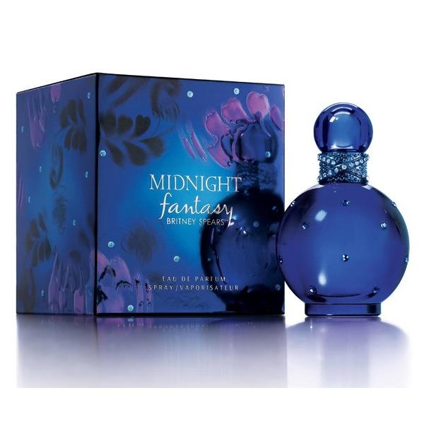 Масляный парфюм с феромонами по мотивам Midnight fantasy - Britney Spears