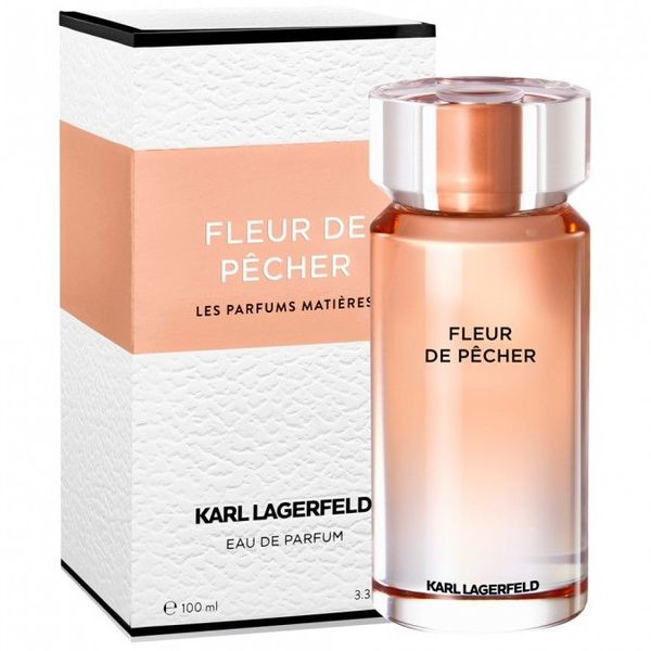 Масляный парфюм с феромонами по мотивам Fleur de Pecher - Karl Lagerfeld