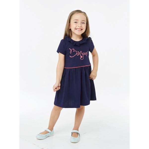 Повседневное платье для девочки