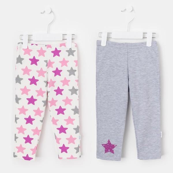 Комплект для девочки - штанишки 2 штуки