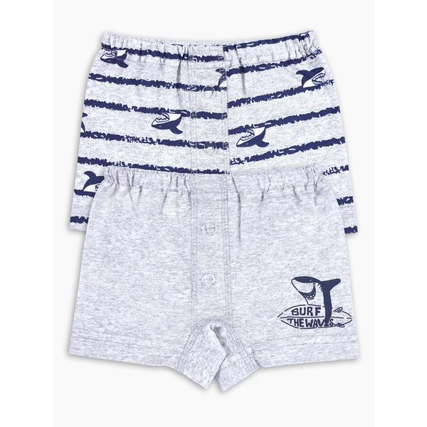 Комплект трусы-шорты для мальчика SET 2 штуки