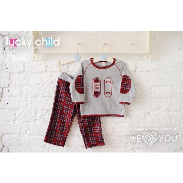 Пижама для мальчика, Lucky Child