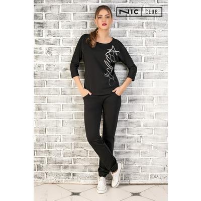 Костюм: свитшот и брюки, Grafico, Nic Club