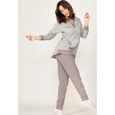 Костюм домашний: лонгслив и брюки, Snelly